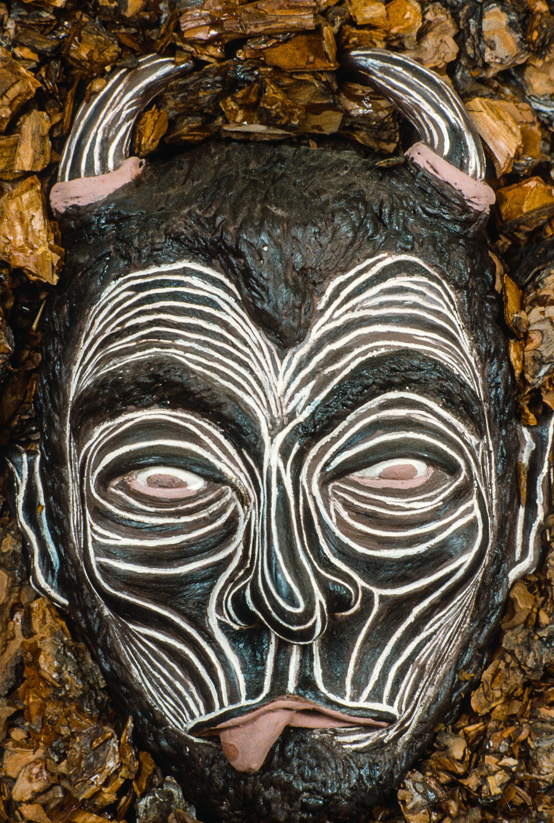 Devil Mask (sold)