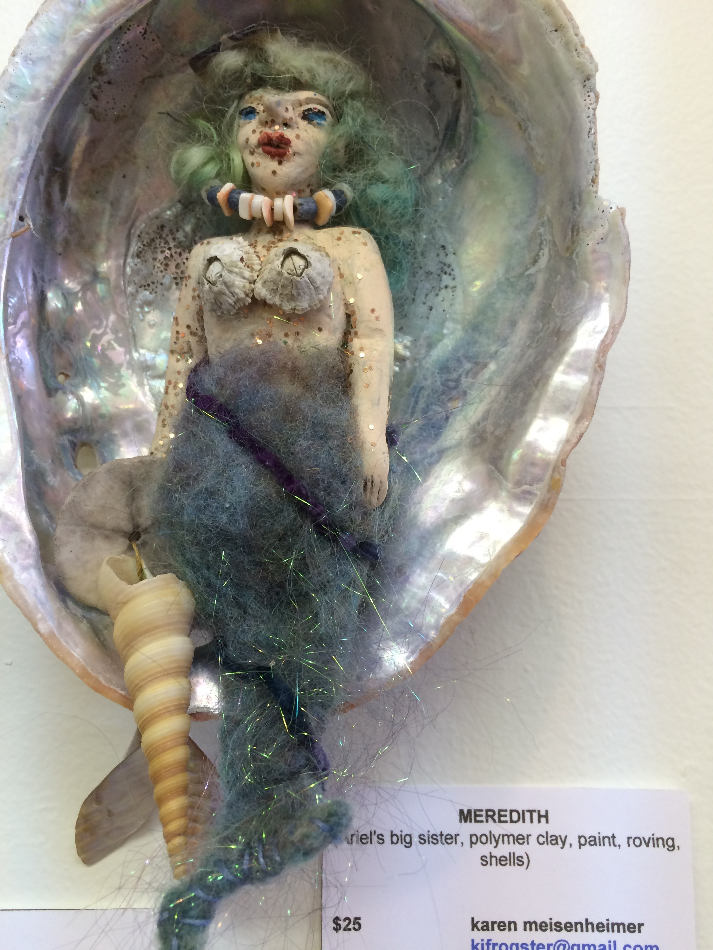 Ariel's Sister, Meredith (sold)