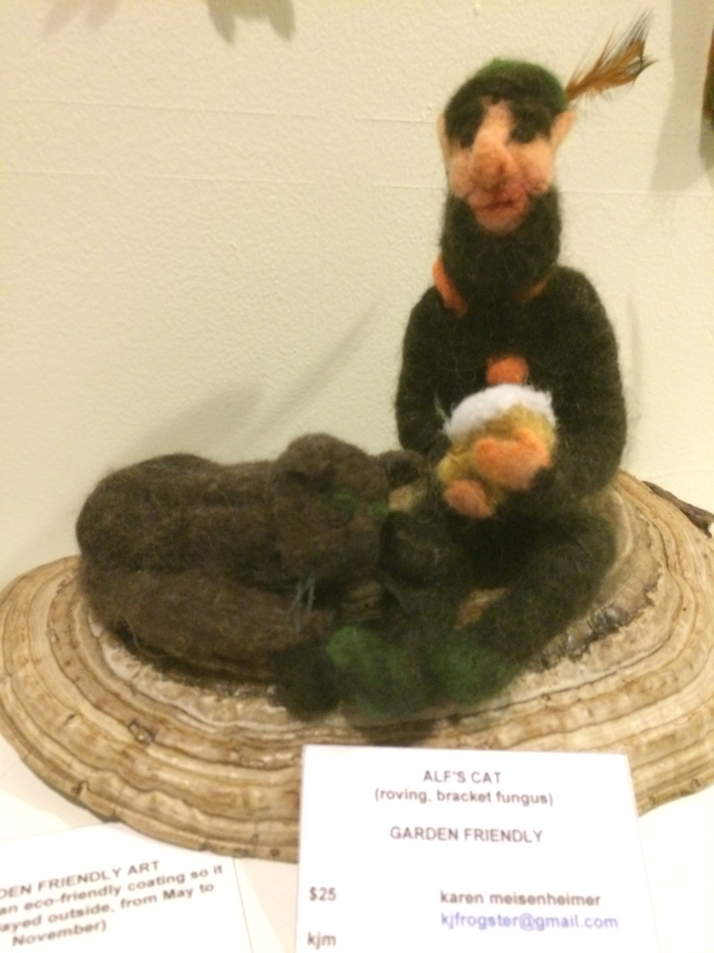 Alf's Cat (sold)