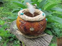 Frog Gourd (sold)