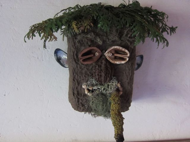 Garden guardian (sold)