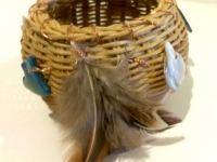 Pine basket (see above)