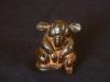 Buddha Mouse, ebony (Sold)